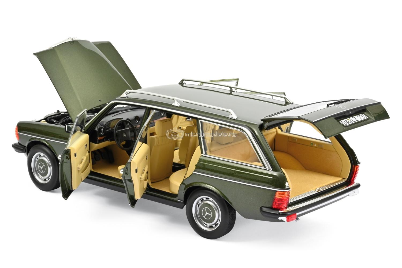 MERCEDES-Benz 230 T (W123) (1980)