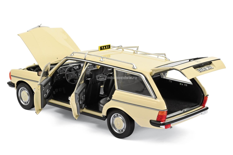 MERCEDES-Benz 200 T (W123) TAXI (1982)