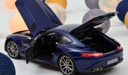 MERCEDES-AMG GT S (2019)