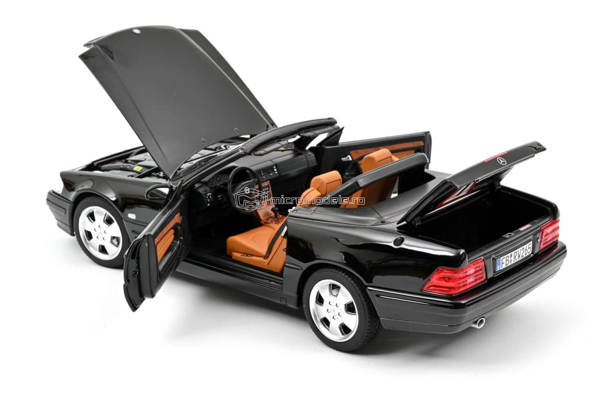 MERCEDES-Benz 500 SL (1999)