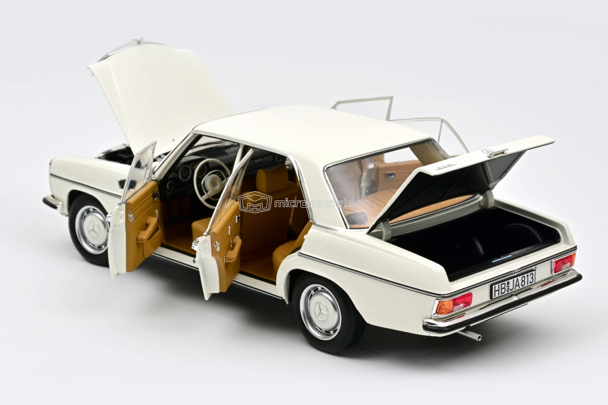 MERCEDES-Benz 200 (W115) (1968)