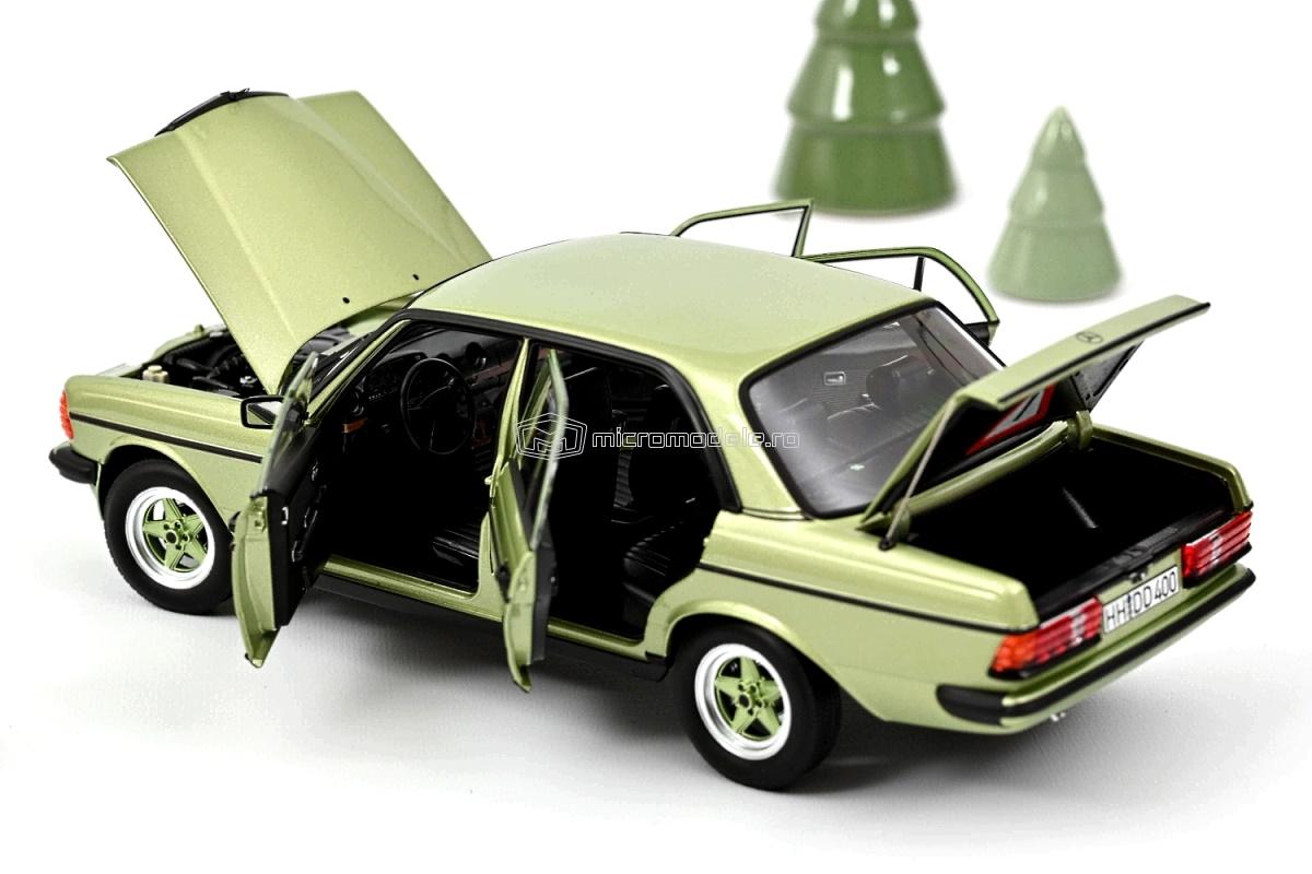 MERCEDES-Benz 200 AMG (W123) (1984)