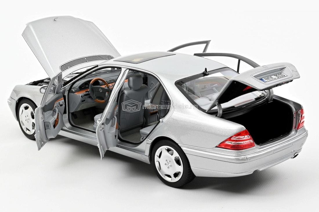MERCEDES S600 (1998)