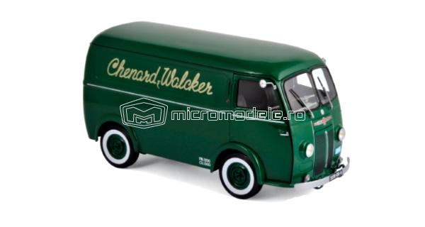 Chenard & Walcker (Peugeot) 1500 Kg Type CHV (1946)