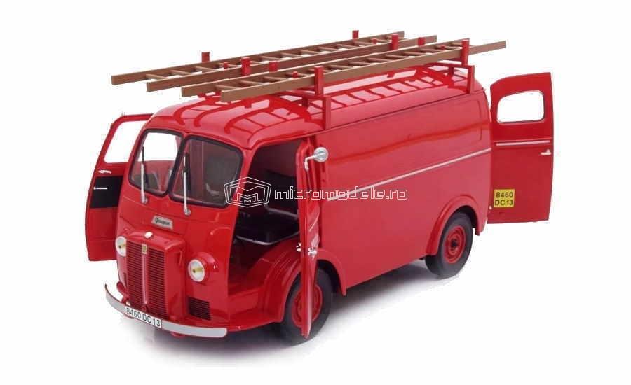 PEUGEOT D4A (1955) Pompieri