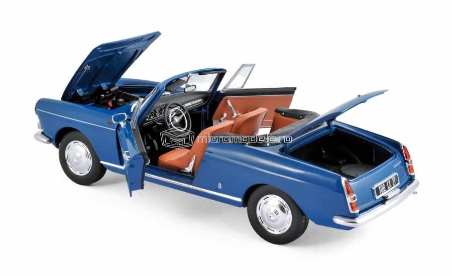 PEUGEOT 404 Cabriolet (1967)