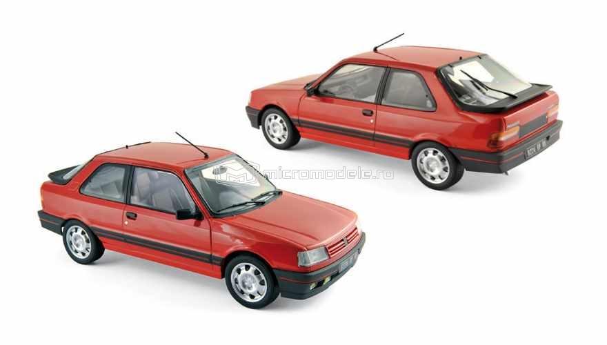 PEUGEOT 309 GTI (1987)