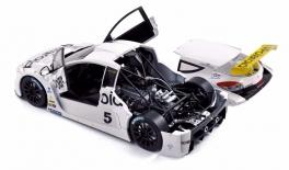 RENAULT Megane V6 Trophy Polaroid Word Series (2009)