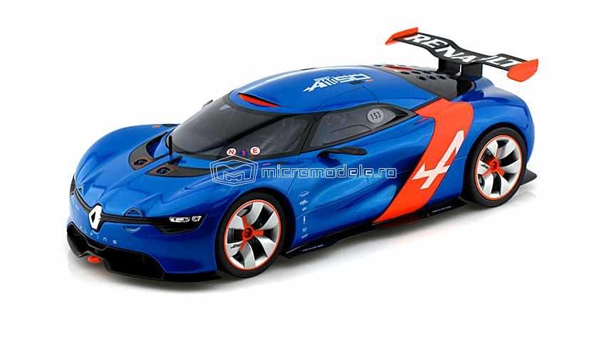 ALPINE Renault A110-50 (2012)