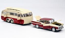 SIMCA Vedette Chambord (1958), Caravane Henon-Cardinal
