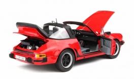 PORSCHE 911 3.3 Turbo Targa (1987)