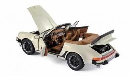 PORSCHE 911 Cabriolet (1987)