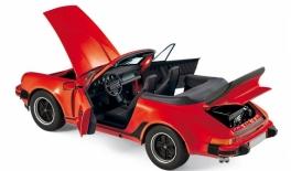 PORSCHE 911 (930) Turbo Cabriolet (1987)