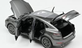PORSCHE Cayenne Coupe Turbo (2019)