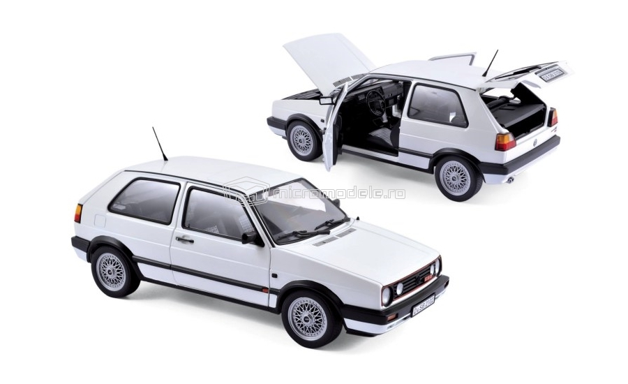 VOLKSWAGEN Golf 2 GTI G60 (1990)