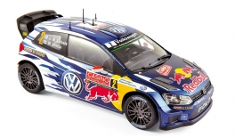 VOLKSWAGEN POLO R WRC Red Bull (2015)