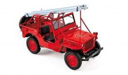 JEEP Willys - Masina pompieri (1988)