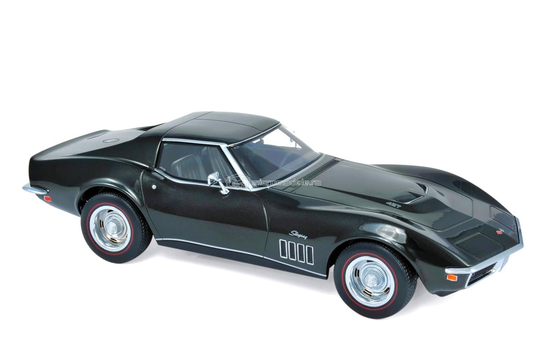 CHEVROLET Corvette C3 Coupe (1969)