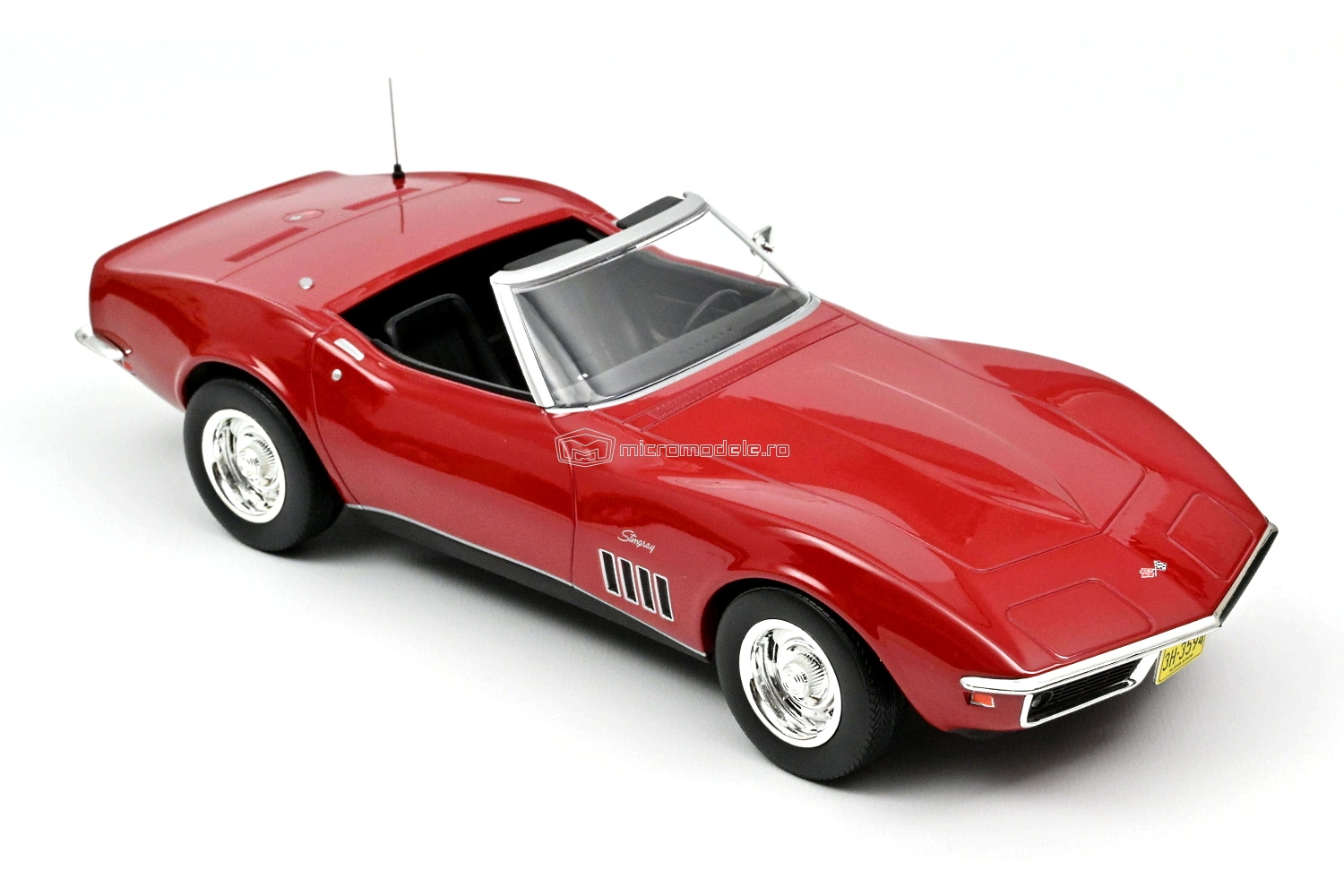 CHEVROLET Corvette C3 Convertible (1969)