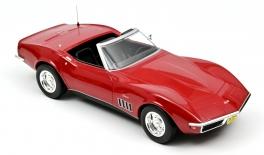 CHEVROLET Corvette C3 Convertible (1969)