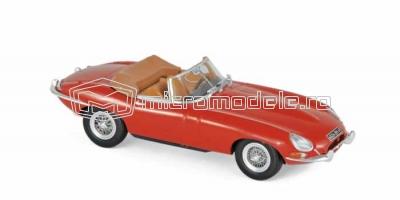 JAGUAR E-Type Cabriolet (1961)