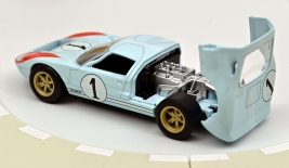 FORD GT 40 (1966)