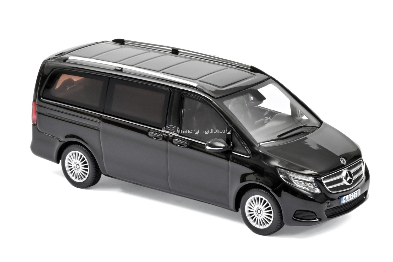 MERCEDES-Benz V-Class (2015)