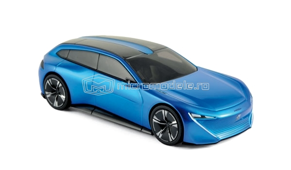 PEUGEOT Instinct Concept Car (2017)