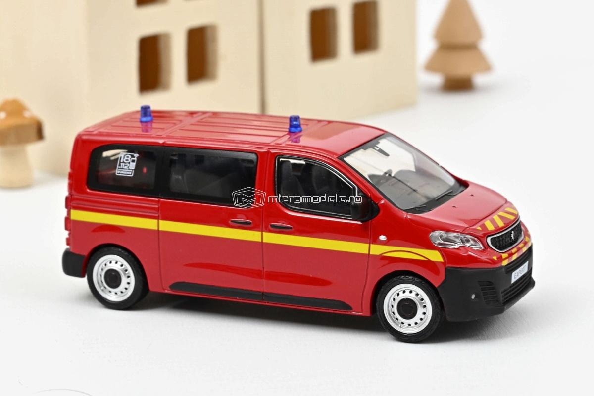 PEUGEOT Expert Pompieri (2016)