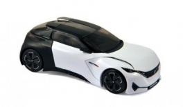 PEUGEOT FRACTAL Concept Car (2015)