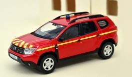 DACIA Duster MKII (2018) Pompieri