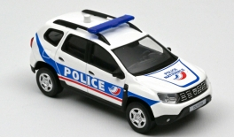 DACIA Duster MKII (2018) Police Nacionale