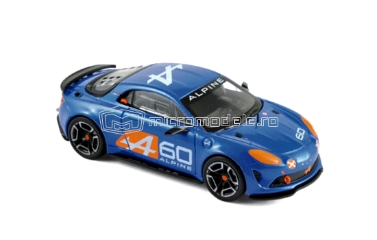 ALPINE RENAULT A110 Celebration - Le Mans (2015)