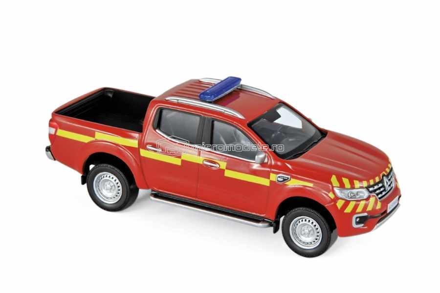 RENAULT Alaskan Pick-up (2017) Pompieri