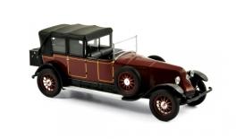 RENAULT 40 CV Type MC (1924) - Gaston Doumergue