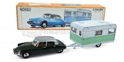 CITROEN DS 21 Caravane Caravelair (1968)