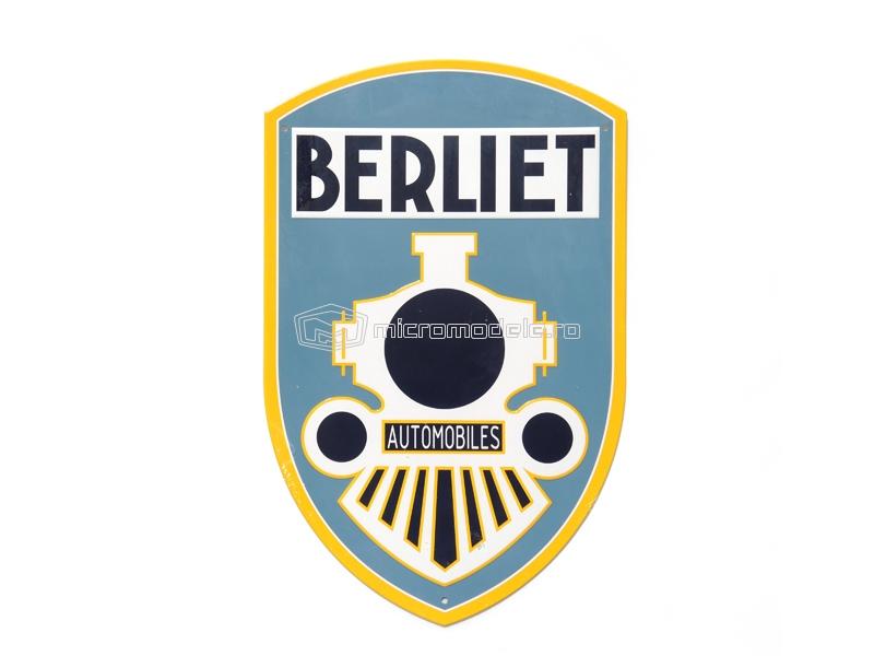 BERLIET placa publicitara