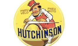 HUTCHINSON placa publicitara