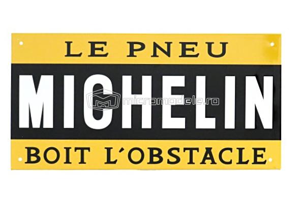 MICHELIN placa publicitara