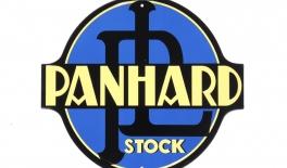 PANHARD placa publicitara