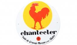 CHANTECLER placa publicitara