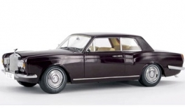 ROLLS ROYCE Silver Shadow MPW Coupe (1968)