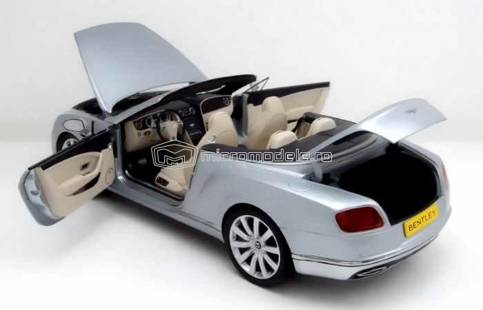 BENTLEY Continental GT Convertible (2016)