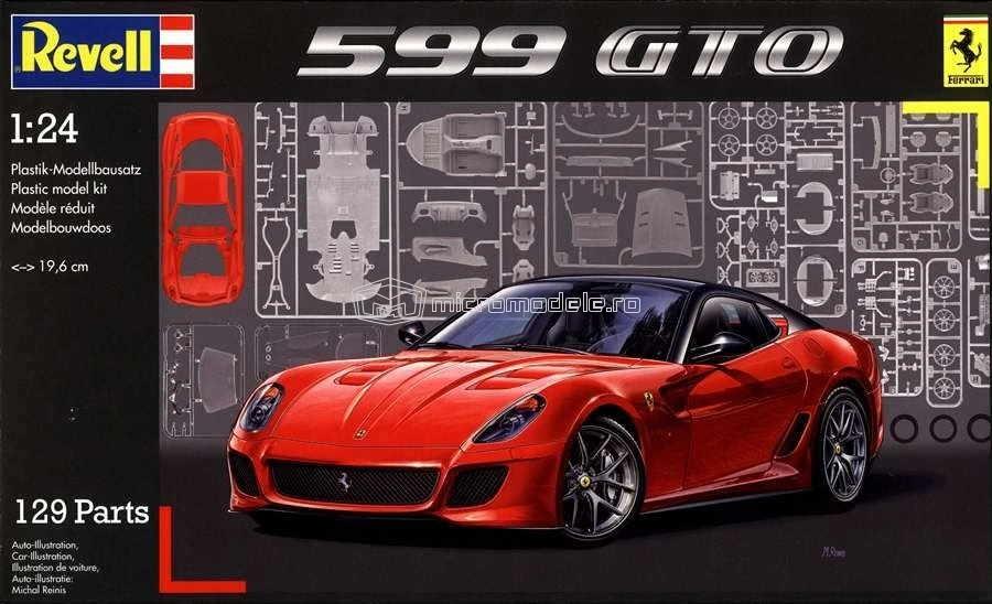 FERRARI 599 GTO (2007)
