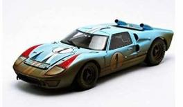 FORD GT40 MKII Gulf (1966) murdar