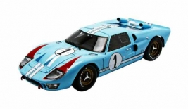 FORD GT40 MKII Gulf (1966)