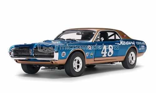 MERCURY Cougar Racing #48 Scott Hackenson (1967)