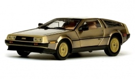 DeLOREAN DMC 12 Coupe (1981) - Gold Edition