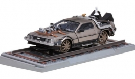 DeLOREAN LK Coupe (1987) Back to the future III
