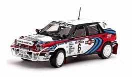 LANCIA Delta HF Integrale 16v (1991) Winner Safari Rally